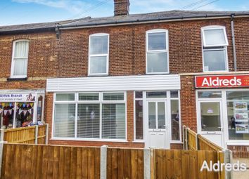 Thumbnail 2 bedroom terraced house for sale in High Street, Stalham, Norwich