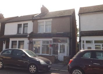 Thumbnail 2 bedroom end terrace house for sale in 191 West Road, Shoeburyness, Southend-On-Sea