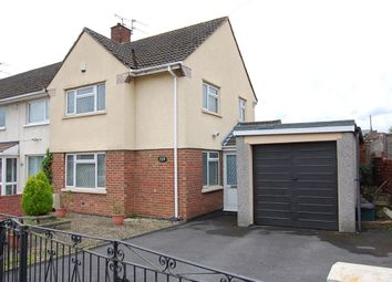 Thumbnail 3 bed semi-detached house to rent in Coronation Avenue, Keynsham, Bristol