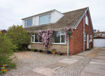 Thumbnail 3 bed semi-detached bungalow for sale in The Link, Goole