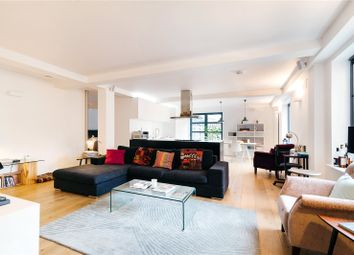 Thumbnail 2 bed flat to rent in Bateman's Row, Shoreditch, London