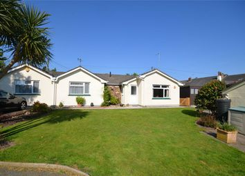 Thumbnail 3 bed detached bungalow for sale in School Lane, Truro, Cornwall