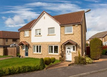 Thumbnail 3 bedroom semi-detached house for sale in 49 Gogarloch Muir, Edinburgh