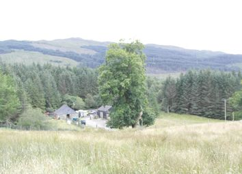 Thumbnail 3 bed farmhouse for sale in Strone Farm Main Road A85, Dalmally