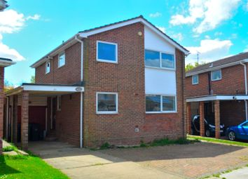 Thumbnail 4 bed detached house to rent in Woodview Road, Dunmow