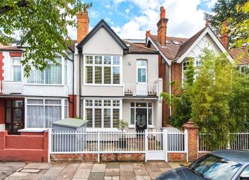 Rusthall Avenue, London W4. 4 bed semi-detached house for sale