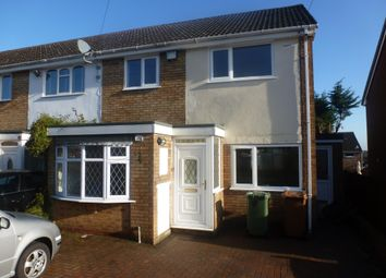 Thumbnail 3 bed semi-detached house to rent in Elmtree Road, Streetly, Sutton Coldfield