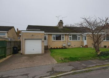 Thumbnail 3 bedroom semi-detached bungalow for sale in Manor Drive, Crewkerne