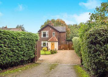Thumbnail 3 bed detached house for sale in Prior Park Lane, Ashby-De-La-Zouch