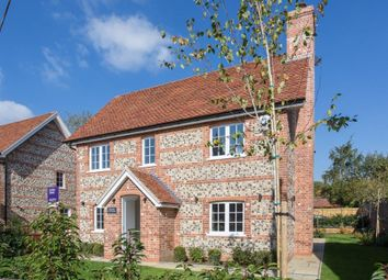 Thumbnail 4 bed detached house to rent in Chilton Foliat, Hungerford, Berkshire
