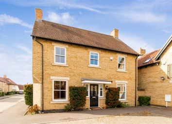 Thumbnail 4 bed detached house to rent in Salisbury Close, Fairfield Park, Stotfold