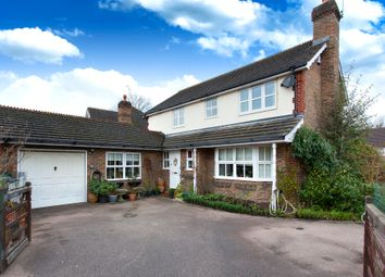 Thumbnail 4 bed detached house for sale in Primrose Copse, Horsham, West Sussex