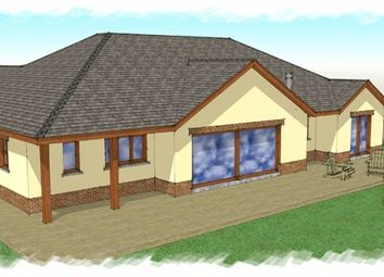 Thumbnail 4 bed detached bungalow for sale in Cae Llwyni, Sarnau, Llandysul
