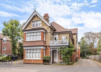 Thumbnail 1 bed flat for sale in Kingswood Lodge, Main Road, Gidea Park
