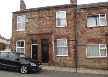 Thumbnail 2 bed terraced house for sale in Norman Street, Hull Rd. York