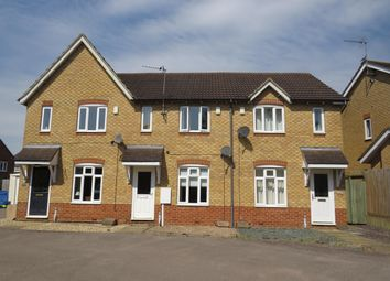 Thumbnail 2 bed property to rent in Swallow Close, Brackley