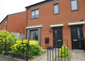 Thumbnail 3 bedroom end terrace house for sale in Mercury Drive, Oxley, Wolverhampton