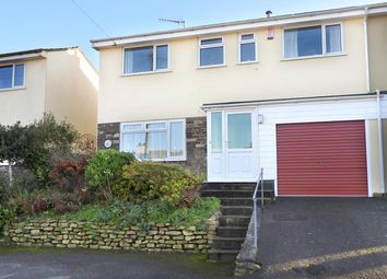 Thumbnail 2 bed semi-detached house for sale in Tregonning View, Porthleven, Helston