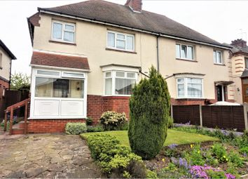 Thumbnail 3 bed semi-detached house for sale in Abbey Crescent, Oldbury