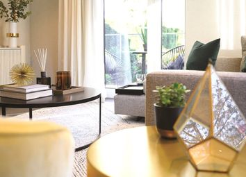 The Water Gardens, White City Living, London W12. 2 bed flat