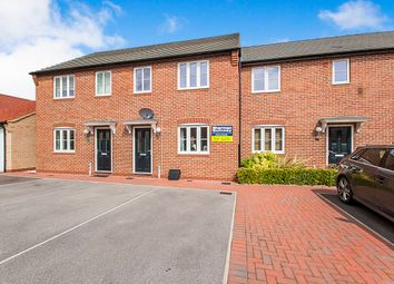 Thumbnail 3 bed terraced house for sale in Barrett Court, Sawtry, Huntingdon
