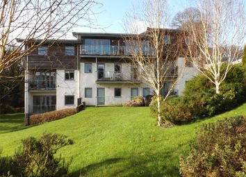Thumbnail 2 bed flat for sale in Woodland View, Duporth, St Austell, Cornwall