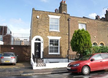 Thumbnail 4 bed end terrace house for sale in Earlswood Street, Greenwich, London