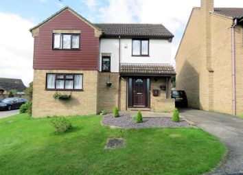 Thumbnail 4 bedroom detached house for sale in Trafalgar Avenue, Bletchley, Milton Keynes