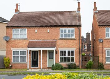 2 bed semi-detached house for sale in Lilbourne Drive, Water Lane, York YO30