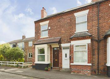 Thumbnail 2 bed terraced house for sale in Blyth Street, Mapperley, Nottinghamshire