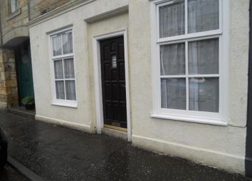 Thumbnail 1 bed terraced house to rent in West Street, Penicuik, Midlothian
