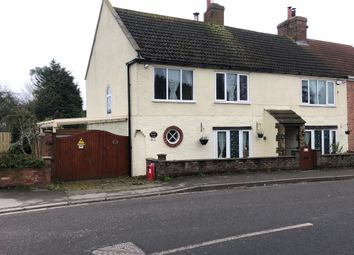 Thumbnail 4 bed semi-detached house for sale in Main Road, Drax, Selby