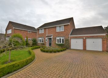 Thumbnail 4 bed detached house for sale in Coniston Close, South Wootton, King's Lynn