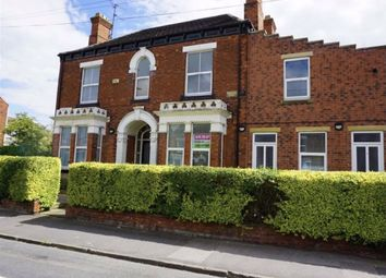Thumbnail 3 bed flat to rent in Laburnum House, 198 Grovehill Road, Beverley