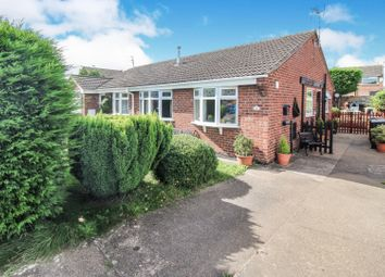 Thumbnail 2 bed semi-detached bungalow for sale in Albrighton Avenue, Stenson Fields, Derby
