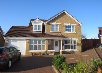 Thumbnail 4 bed detached house for sale in Baleshrae Crescent, Kilmarnock