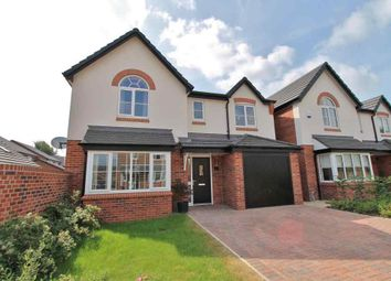 Thumbnail 4 bed detached house for sale in Cedda Place, Sandbach