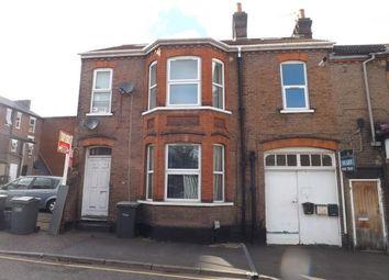 Thumbnail Studio to rent in Cardigan Street, Luton
