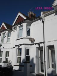 Thumbnail 1 bed terraced house to rent in Payne Avenue, Hove