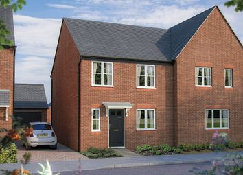 "Thumbnail 3 bedroom property for sale in ""The Southwold"" at Izzard Road, Upper Heyford, Bicester"