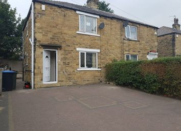 Thumbnail 3 bed semi-detached house to rent in Lower Rushton Road, Bradford, West Yorkshire
