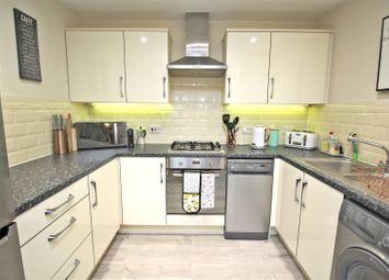 Thumbnail 2 bedroom flat for sale in 69 Millward Drive, Bletchley, Milton Keynes