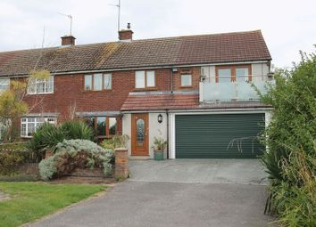 Thumbnail 5 bedroom semi-detached house for sale in Castle Hill Road, Totternhoe, Bedfordshire