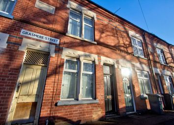 Thumbnail 1 bedroom property to rent in Grasmere Street, Leicester