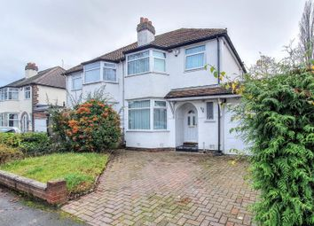 3 bed semi-detached house for sale in Stanway Road, Shirley, Solihull B90