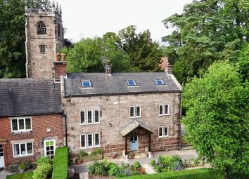 Thumbnail 4 bed cottage for sale in Church Lane, Horton, Staffordshire