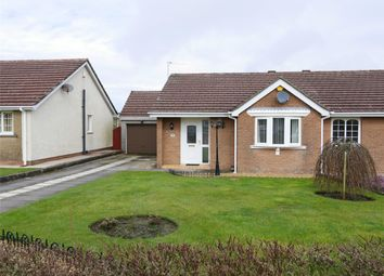 Thumbnail 2 bed semi-detached bungalow for sale in 2 Hawk Place, Moresby Parks, Whitehaven, Cumbria