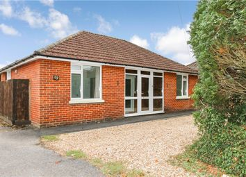 Thumbnail Bungalow for sale in Woodley Lane, Romsey, Hampshire