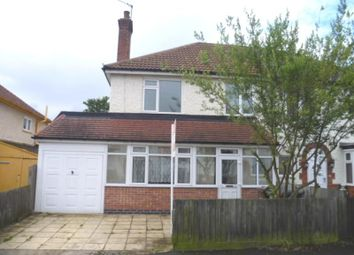 Thumbnail 3 bed semi-detached house to rent in Wanlip Avenue, Birstall, Leicester