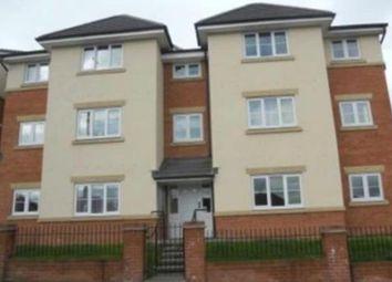 Thumbnail 2 bedroom flat to rent in Cavaghan Gardens, Carlisle, Cumbria